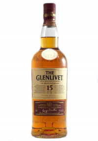 Glenlivet 15 YR French Oak Reserve Single Malt Scotch Whisky