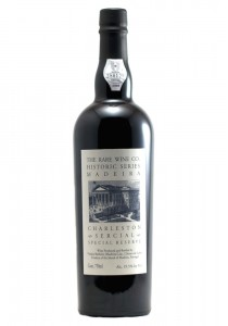 The Rare Wine Co. Charleston Sercial Special Reserve Madeira