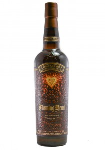 Compass Box Flaming Heart Blended Malt Scotch Whiskey