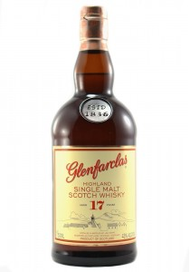 Glenfarclas 17 YR Single Malt Scotch Whisky