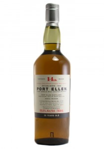 Port Ellen 35 YR Single Malt Scotch Whisky