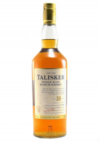 Talisker 18 YR Single Malt Scotch Whisky