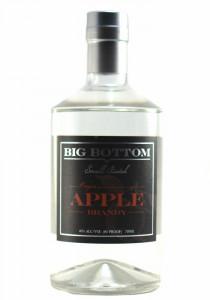 Big Bottom Small Batch Oregon Apple Brandy