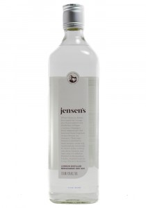Jensen's Dry Bermondsey Gin