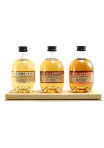 Glenrothes 3 Pack Gift Sampler Cask Finish Series