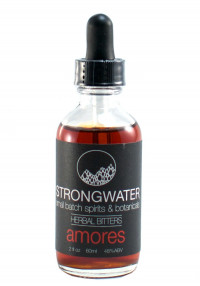Strongwater Amores Herbal Bitters 2 fl.oz