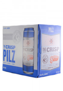 Sixpoint Brewery The Crisp Pilz