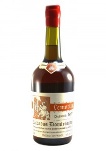 Lemorton 1987 Domfrontais Calvados