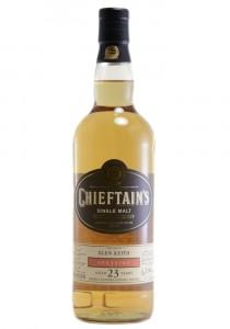 Glen Keith 23 YR Chieftain's Bottling Single Malt Scotch Whisky