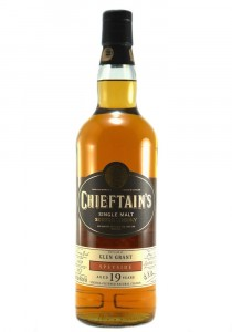 Glen Grant 19 YR Chieftain's Bottling Single Malt Scotch Whisky
