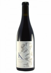 Knez Winery 2013 Anderson Valley Pinot Noir