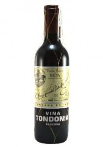 Lopez de Heredia 2004 Half Bottle Reserva Vina Tondonia