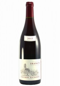 Thierry Richoux 2013 Irancy Bourgogne