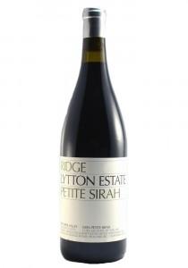 Ridge Vineyards 2015 Lytton Estate Petite Sirah