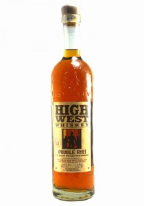 High West Double Rye Straight Whiskey