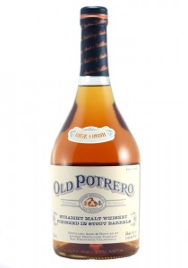 Anchor Distilling Old Potrero Straight Malt Whiskey