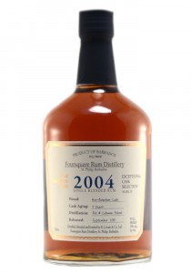 Foursquare 2004 Single Blended Rum