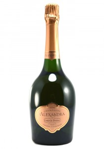 Laurent Perrier 2004 Alexandra Grand Cuvee Rose Champagne