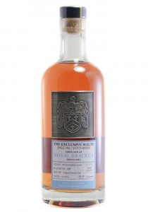 Royal Brackla 11 YR. Exclusive Malts Bottling Single Malt Scotch
