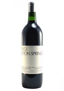 Ridge Vineyards 2015 Lytton Springs Red Wine