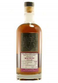 Macduff 11 YR Exclusive Malts Bottling Single Malt Scotch