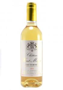 Chateau Haut Mayne Half Bottle 2014 Sauternes