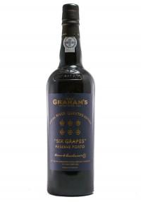 Graham's Six Grapes Quintas