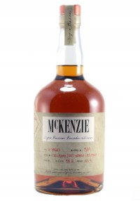 McKenzie 6 YR. D&M Single Barrel Bourbon Whiskey
