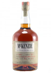 McKenzie 5 Yr. Single Barrel Bourbon Whiskey