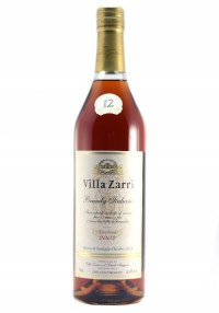 Villa Zarri 12 Yr. Marsala Cask Italian Brandy
