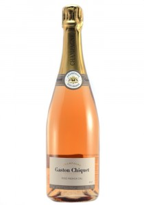 Gaston Chiquet Rose Brut Champagne