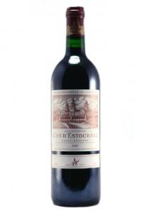 Cos D Estournel 1995 Bordeaux