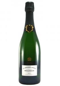 Bollinger 2007 La Grande Annee Brut Champagne