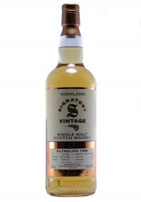 Clynelish 20 YR Signatory Bottling Single Malt Scotch Whisky