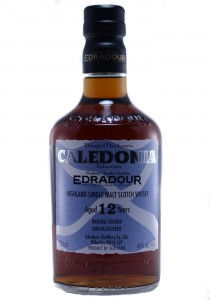 Edradour 12 YR Caledonia Single Malt Scotch Whisky