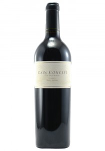 Cain Concept 2008 The Benchland Napa Valley Red Wine