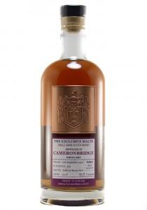 Cameronbridge 25 YR Single Grain Scotch Whisky