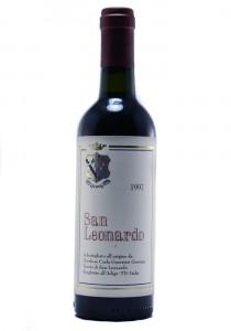 San Leonardo 1997 Half Bottle Tenuta de San Leonardo