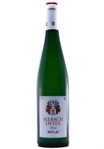 Selbach Oster 2016 Rotlay Riesling
