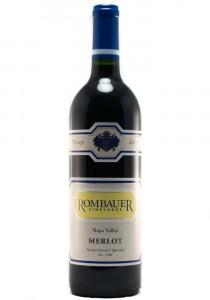 Rombauer Vineyards 2014 Napa Valley Merlot