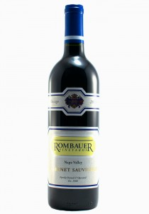 Rombauer Vineyards 2015 Napa Valley Cabernet Sauvignon