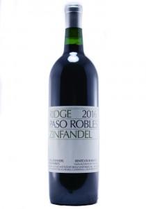 Ridge Vineyards  2016 Paso Robles Zinfandel