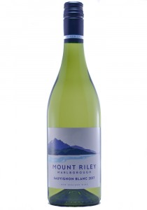 Mount Riley 2017 Marlborough Sauvignon Blanc