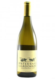 Porter Bass 2015 Russian River Valley Estate Chardonnay
