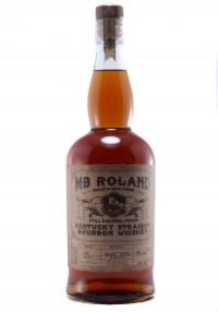 MB Roland Kentucky Straight Bourbon Whiskey