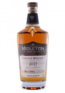 Midleton 2017 Very Rare Irish Whiskey