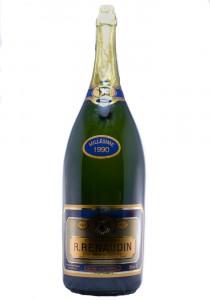 R. Renaudin 1990 Methuselah Brut Champagne
