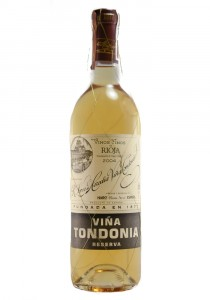 Lopez de Heredia 2004 Reserva Vina Tondonia Blanc