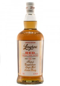 Longrow 11Yr. RED Single Malt Scotch Whisky