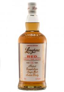 Longrow 11Yr. RED Single Malt Scotch Whisky
